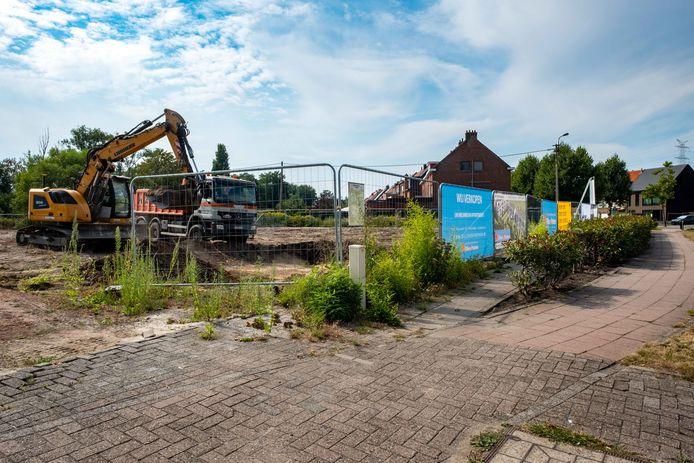 Restaurant De Boomgaerd wordt volledig afgebroken. Van de bekende zaak staat niets meer overeind.