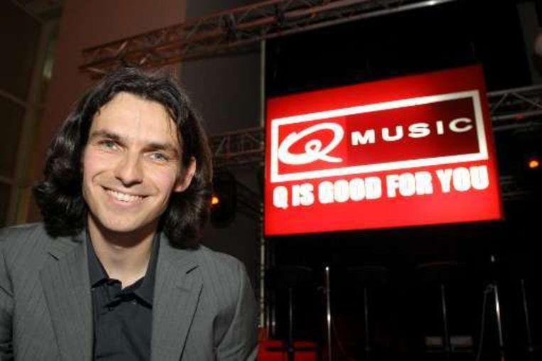 Q-music blijft marktleider bij de 18- tot 44-jarigen. Beeld UNKNOWN