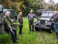 Jubilerende Valkenswaardse stichting van 'legervoertuigen' vreest voor toekomst