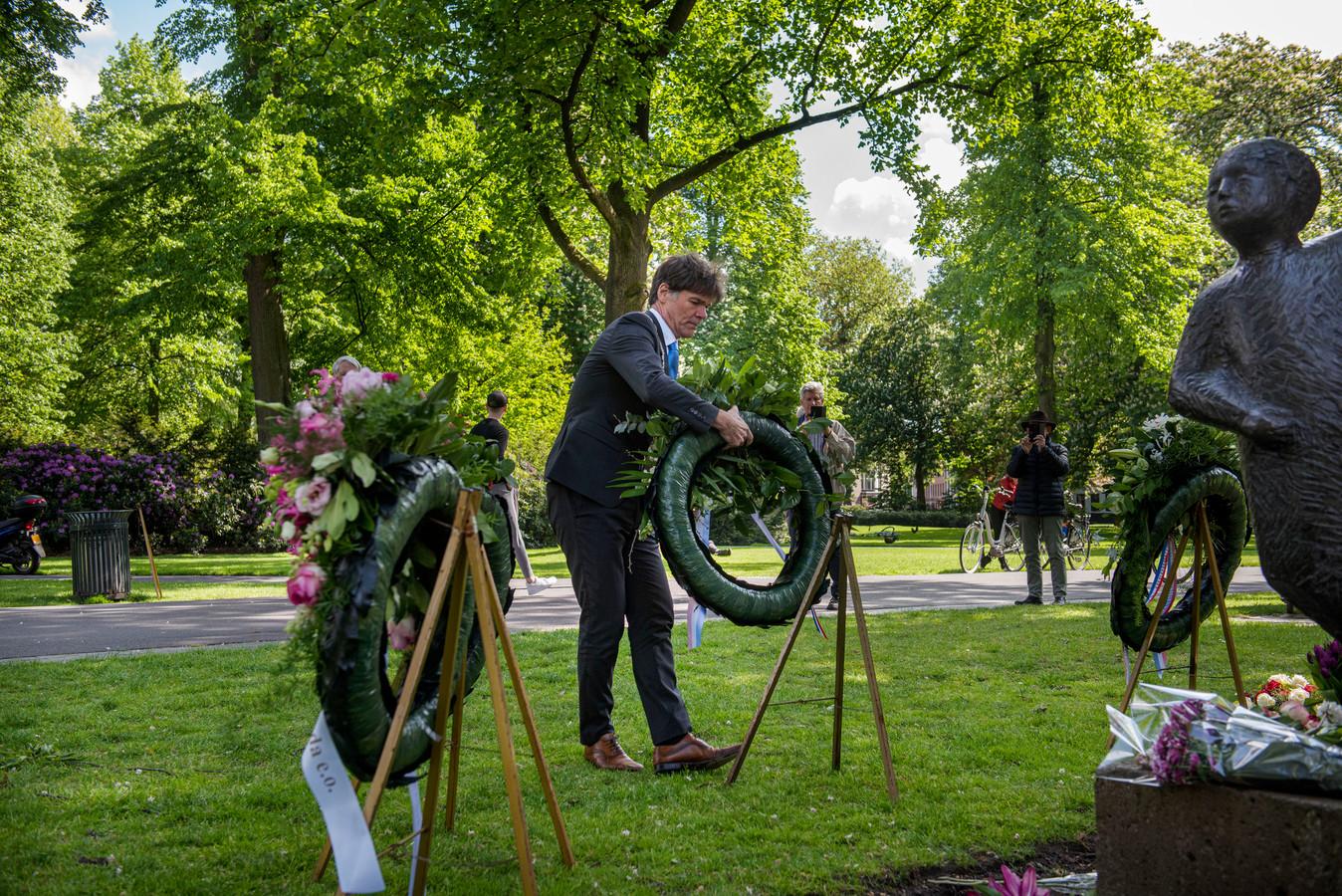 Ook in 2020 werden de oorlogsslachtoffers in aangepaste vorm herdacht. Burgemeester Depla van Breda legde een krans bij het monument De Vlucht zonder dat hier publiek bij aanwezig kon zijn.