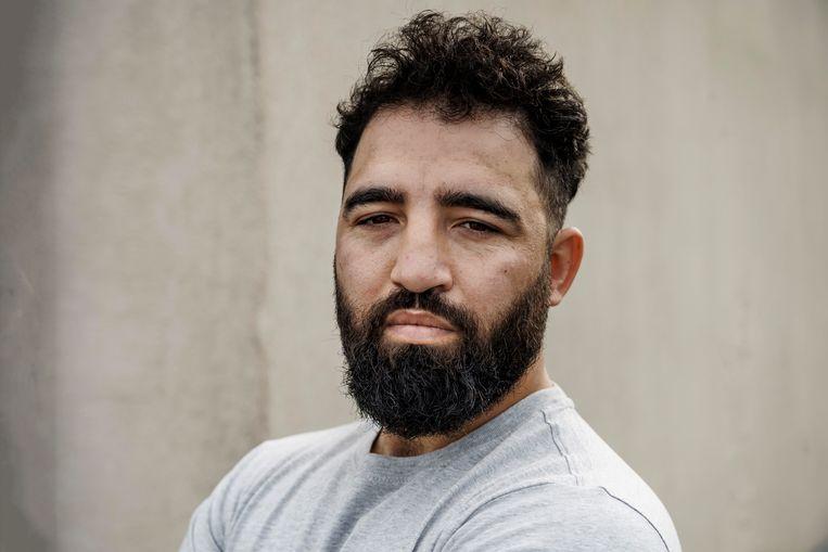 Ershad Yaftali: 'Ik denk dat we het ware gelaat pas te zien krijgen als ze de volledige macht veroverd hebben.' Beeld Eric de Mildt