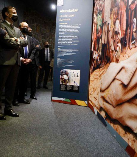 Macron vraagt vergeving voor genocide Rwanda, maar biedt geen excuses aan