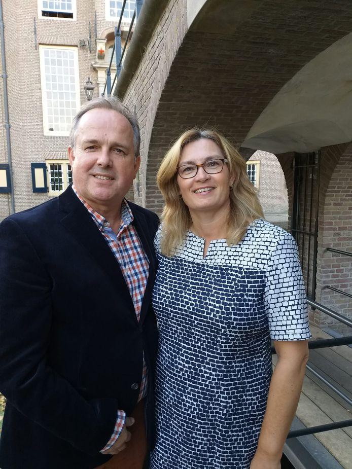 Het Vertrouwde Dorp Houten is een initiatief van Johanna en Theo Castrop.