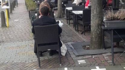 Cafés in Nederland weer open vanaf maandag... maar Belgische buren mogen er (officieel) niet in