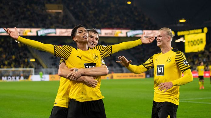 Premier match de la saison et première victoire pour Thomas Meunier avec Dortmund.