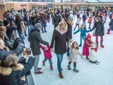 IJsbaan keert in kerstvakantie terug in binnenstad Zwolle, mogelijk al twee weken eerder