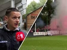 NEC deelt stadionverbod uit aan fans voor afsteken vuurwerk op uitzwaaitraining: 'Schandalige beslissing'