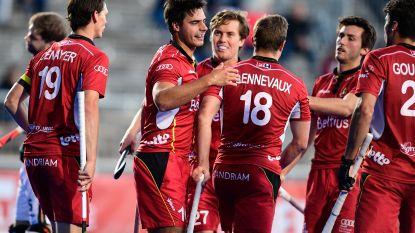 Red Lions vernederen Duitsland tot op het bot, Red Panthers de boot in