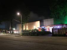 Grote schade na brand in Lucky Rijssen