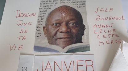 Pierre Kompany ontvangt racistische dreigbrief met wit poeder