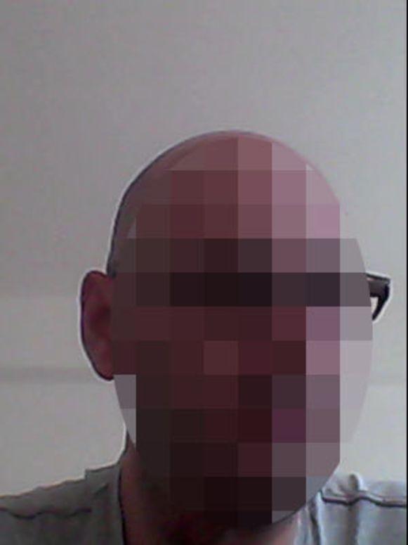 De 44-jarige Wim B. sleept een ellenlang strafblad met zich mee
