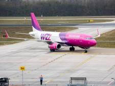 Wizz Air start eerste vliegroute tussen Eindhoven en Cyprus