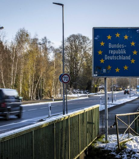 Strengere regels in Duits grensgebied, negatieve test blijft voor iedereen verplicht