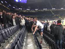 Eric Dier suspendu quatre journées après s'en être pris à un fan