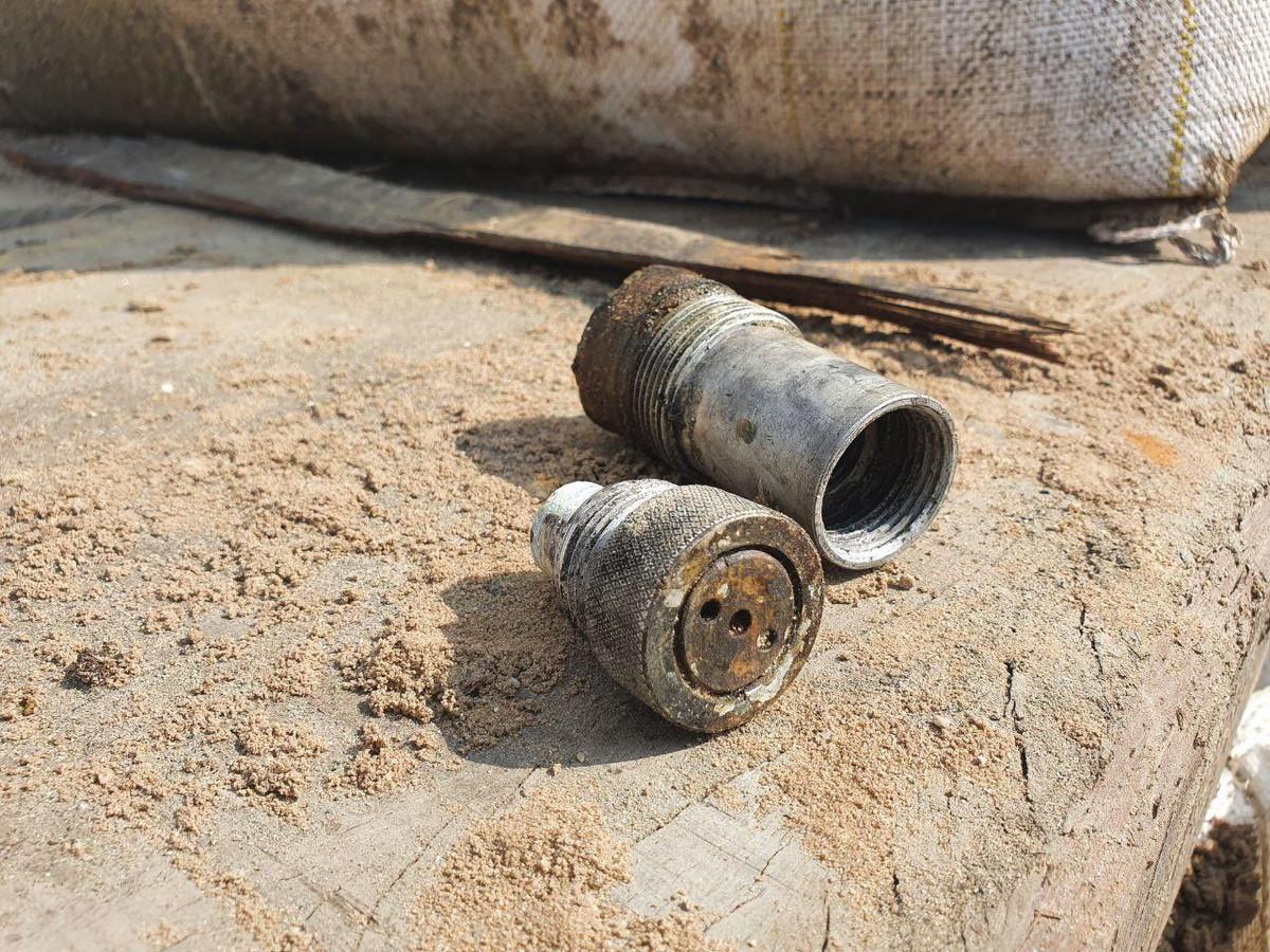 De explosieven worden donderdag gecontroleerd tot ontploffing gebracht op een andere locatie.