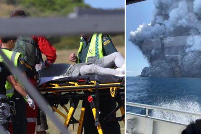 Dode en gewonden bij vulkaanuitbarsting aan toeristische trekpleister in Nieuw-Zeeland