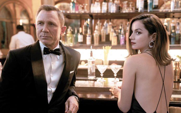 Universal deelt bloedstollende nieuwe trailer van Bond-film 'No time to die'