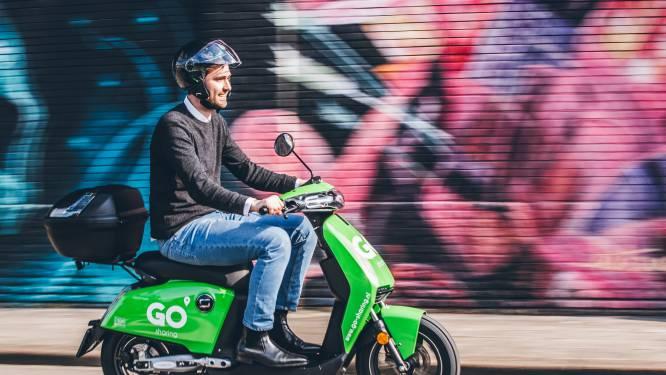 Go Sharing start in Loon op Zand met 50 deelscooters: 'Bij veel gebruik worden het er mogelijk 100'