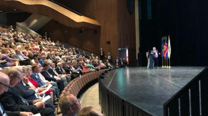 Lions Club houdt jaarlijkse conventie in Zaventem