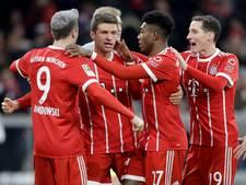Schalke 04 na late zege nieuwe nummer twee in Bundesliga
