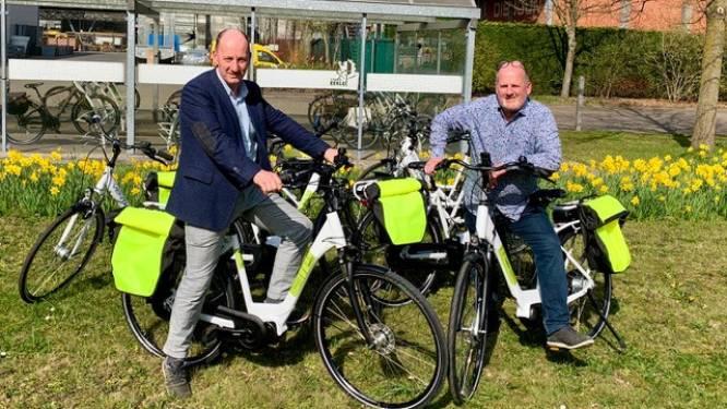 Stadspersoneel moet de fiets op: korte verplaatsingen niet meer met de wagen