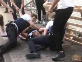 Sven Gatz pleit voor nultolerantie na geweld tegen agenten in Brussel