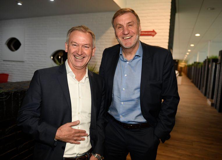Marc Degryse en Jan Ceulemans.