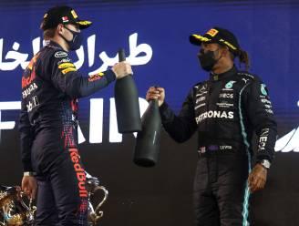"""Hamilton-Verstappen, het duel dat iedereen bezighoudt, behalve de twee heren zélf: """"Ik hoef niks op te hypen"""""""