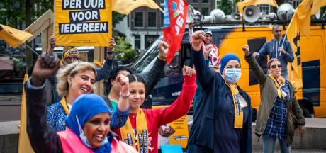 Grote partijen willen minimumloon omhoog: 'Mensen moeten ervan kunnen leven'