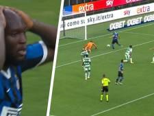 Le raté monumental qui éloigne un peu plus l'Inter du titre