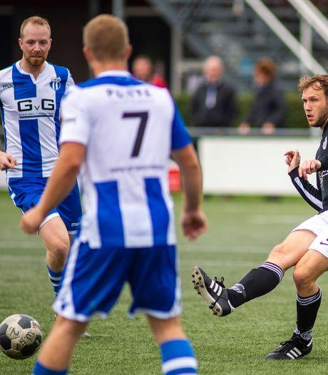 Kevin van Kooij is blij met aanhaken bij WSV, maar baalt van nederlaag tegen DIO'30