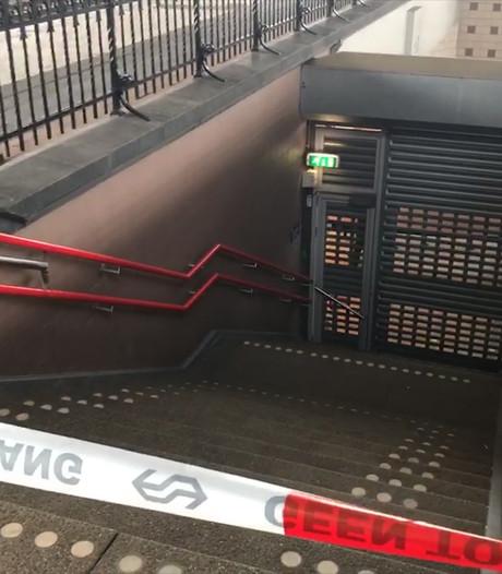 NS legt treinverkeer stil
