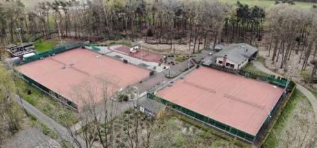 Tennisclub Zelhem mikt op verhuizing: weg uit de bossen en naar het dorpshart toe