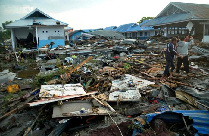 Ravage in Palu