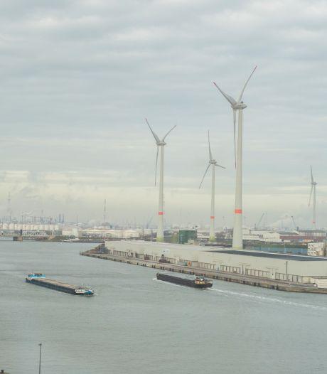 "Acht arbeiders onwel in haven: ""Geen giftige stoffen gevonden"""