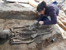Une tombe étrusque de plus de 2300 ans découverte en Corse