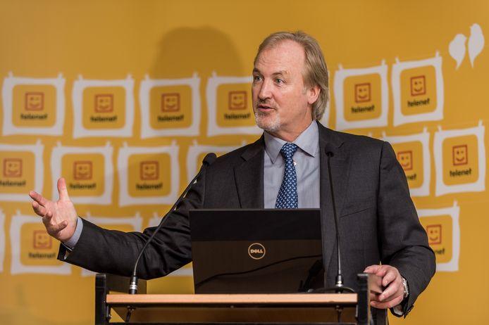 John Porter, CEO van Telenet