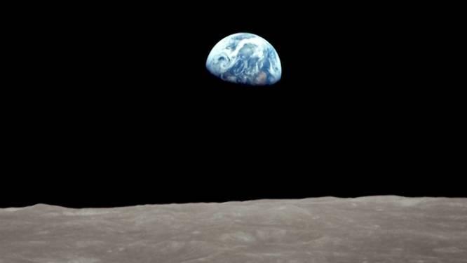 Dag op dag: 50 jaar geleden werd Apollo 8 gelanceerd richting de baan om de Maan