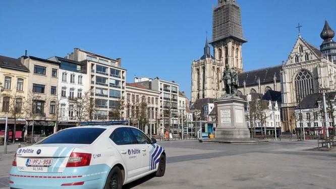 Nederlanders met vuurwapens opgepakt in Antwerpen