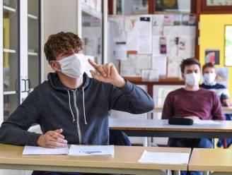 Vanaf 1 oktober geen verplichte mondmaskers meer in middelbare scholen