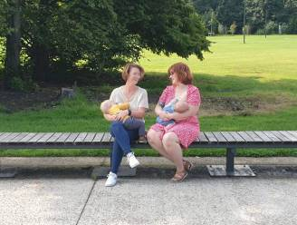 Hasselts Stadspark wordt donderdag veilige haven voor borstvoedende mama's