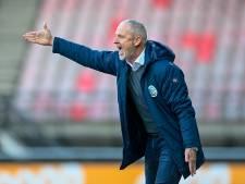 FC Den Bosch-coach Jack de Gier wil 'het gif' uit het duel met Jong Ajax ook tegen FC Volendam zien