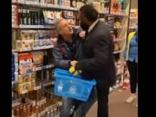 Beveiliger Albert Heijn duwt klant zonder mondkapje tegen rek: 'Hij wilde de situatie de-escaleren'