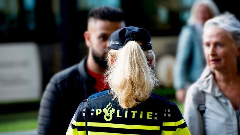 Papieren oplossingen helpen niet tegen etnisch profileren bij de politie Beeld Robin Utrecht