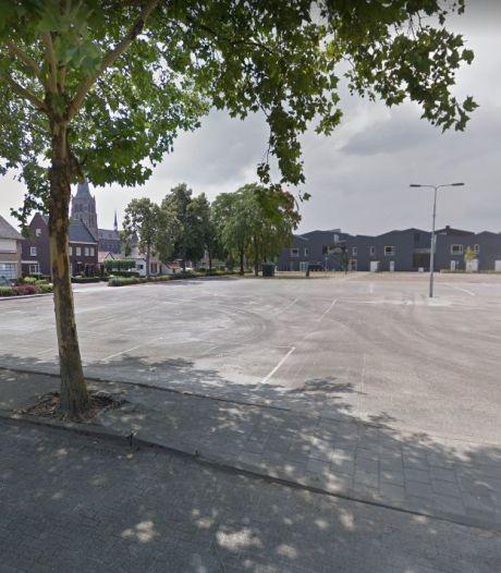 Berghem kiest voor appartementen om ruimte op plein te houden