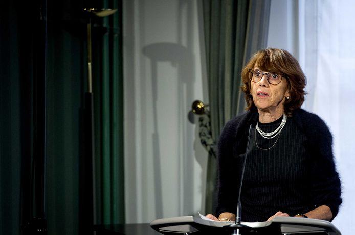 Pauline Meurs vond in de uitkomst van een personeelsenquête geen 'structurele patronen' van radicalisering onder jongerenwerkers.