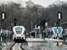 Geen treinen tussen Doetinchem en Terborg