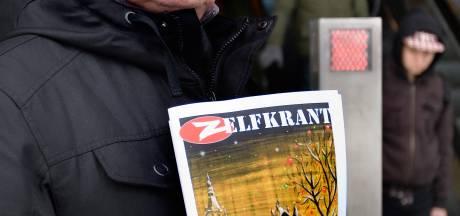 Brabantse straatkrant 'Zelfkrant' wordt 'Sammy'