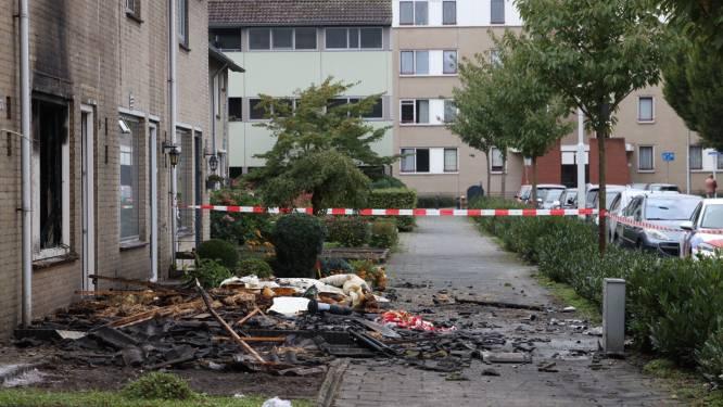Bewoner (56) uitgebrande woning Best opgepakt in Tilburg, politie houdt rekening met brandstichting