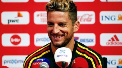 "Mertens ambitieus: ""Willen de Nations League winnen"""